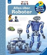 Bild von Erne, Andrea : Alles über Roboter