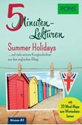 Bild von PONS 5-Minuten-Lektüren Englisch A1 - Summer Holidays