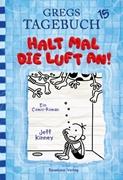 Bild von Kinney, Jeff : Gregs Tagebuch 15 - Halt mal die Luft an!