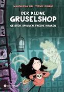 Bild von Hai, Magdalena : Der kleine Gruselshop - Geister, Spinnen, freche Kraken