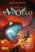 Bild von Riordan, Rick : Die Abenteuer des Apollo 5: Der Turm des Nero