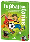 Bild von Harder, Corinna : black stories junior - fußball stories