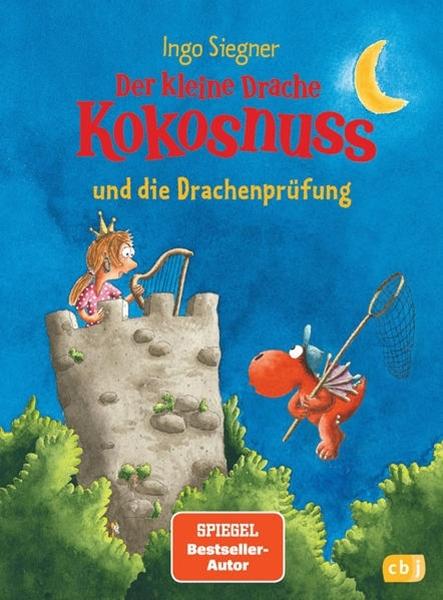 Bild von Siegner, Ingo : Der kleine Drache Kokosnuss und die Drachenprüfung