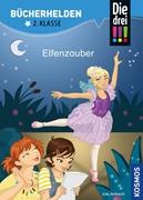 Bild von Ambach, Jule : Die drei !!!, Bücherhelden 2. Klasse, Elfenzauber