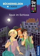 Bild von Ambach, Jule : Die drei !!!, Bücherhelden 2. Klasse, Spuk im Schloss