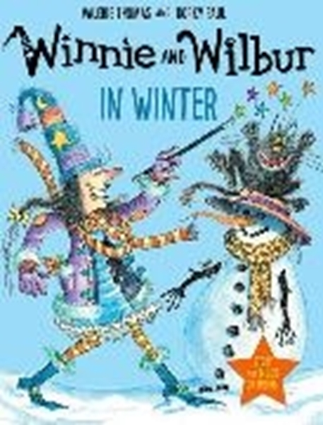 Bild von Thomas, Valerie : Winnie and Wilbur in Winter and audio CD