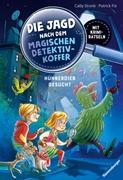 Bild von Stronk, Cally : Die Jagd nach dem magischen Detektivkoffer, Band 3: Hühnerdieb gesucht!