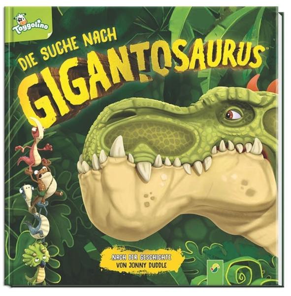 Bild von Duddle, Jonny (Illustr.): Die Suche nach Gigantosaurus