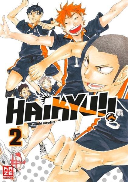 Bild von Furudate, Haruichi : Haikyu!! 02