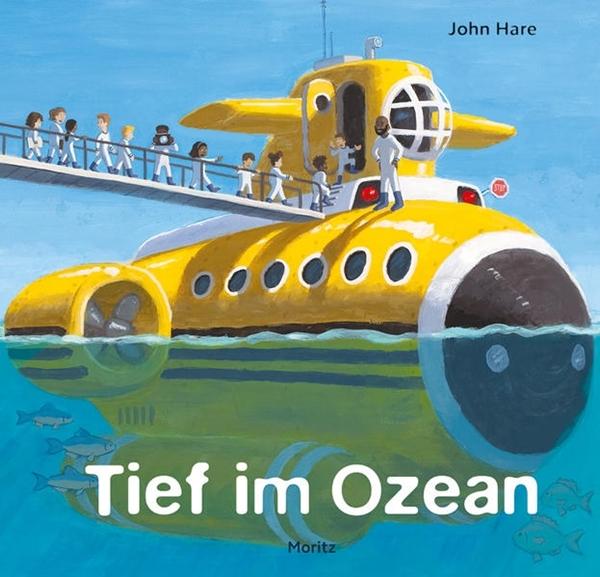 Bild von Hare, John: Tief im Ozean