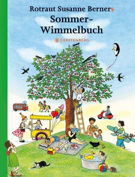 Bild von Berner, Rotraut Susanne: Sommer-Wimmelbuch