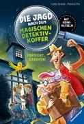 Bild von Stronk, Cally : Die Jagd nach dem magischen Detektivkoffer, Band 2: Vorsicht, Ganoven!