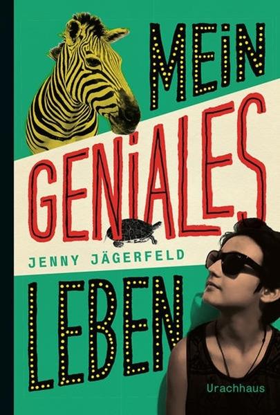 Bild von Jägerfeld, Jenny : Mein geniales Leben