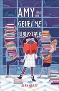 Bild von Gratz, Alan : Amy und die geheime Bibliothek