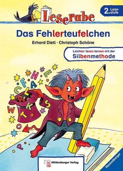 Bild von Dietl, Erhard : Leserabe - Das Fehlerteufelchen