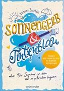 Bild von Zoschke, Barbara: Sonnengelb & Tintenblau oder: Der Sommer, in dem ich zu schreiben begann (Roman mit tollem Extra: 21 Schreibanregungen)