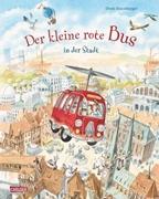 Bild von Eisenburger, Doris : Der kleine rote Bus - In der Stadt