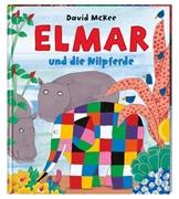 Bild von McKee, David : Elmar: Elmar und die Nilpferde