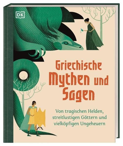 Bild von Menzies, Jean : Griechische Mythen und Sagen