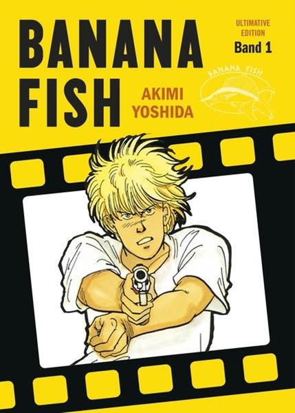 Bild von Yoshida, Akimi : Banana Fish: Ultimative Edition
