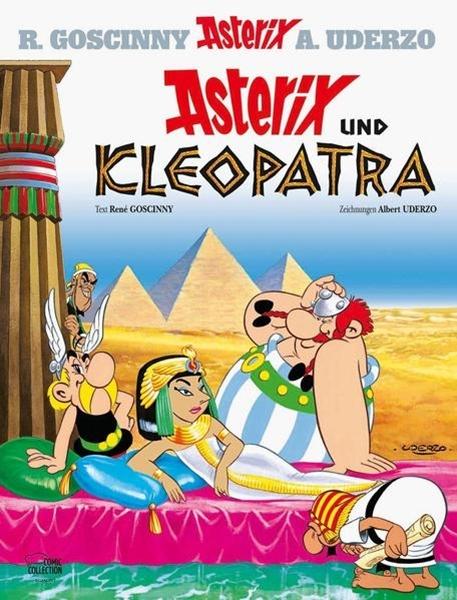 Bild von Goscinny, René : Asterix und Kleopatra