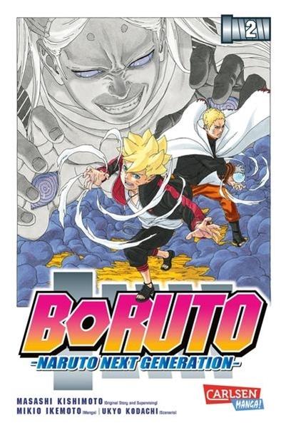 Bild von Kishimoto, Masashi : Boruto - Naruto the next Generation 2