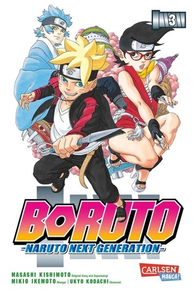 Bild von Kishimoto, Masashi : Boruto - Naruto the next Generation 3