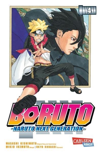 Bild von Kishimoto, Masashi : Boruto - Naruto the next Generation 4