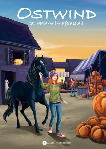Bild von Schmidbauer, Lea : OSTWIND - Spukalarm im Pferdestall