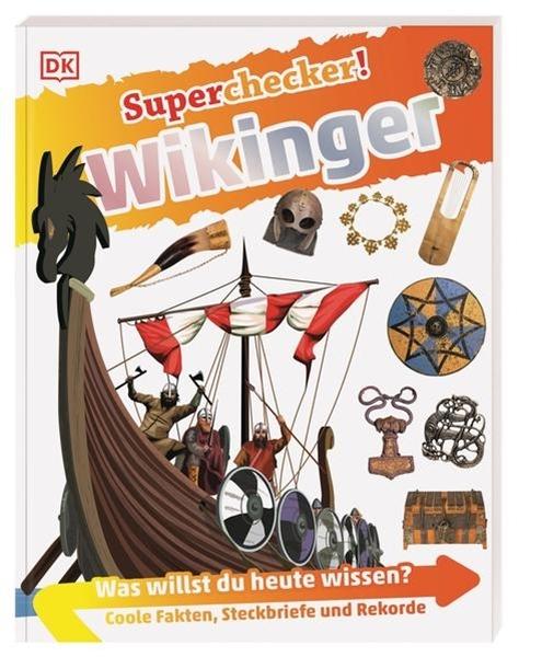 Bild von Steele, Philip : Superchecker! Wikinger