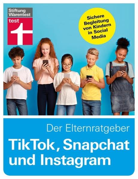 Bild von @dieserdad : TikTok, Snapchat und Instagram - Der Elternratgeber