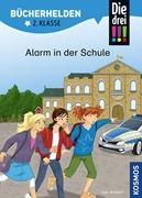 Bild von Ambach, Jule : Die drei !!!, Bücherhelden 2. Klasse, Alarm in der Schule
