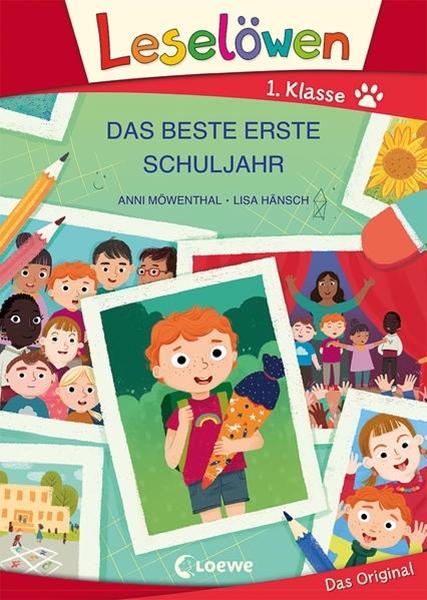 Bild von Möwenthal, Anni : Leselöwen 1. Klasse - Das beste erste Schuljahr
