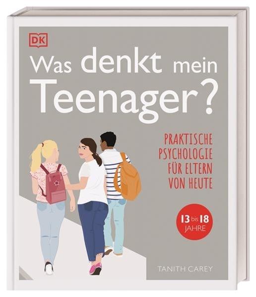 Bild von Carey, Tanith : Was denkt mein Teenager?
