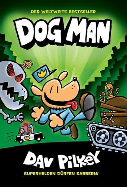 Bild von Pilkey, Dav: Dog Man 2