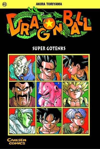 Bild von Toriyama, Akira: Dragon Ball, Band 41
