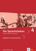 Bild von Die Sprachstarken 4. Schuljahr. Begleitband mit Zusatzmaterialien