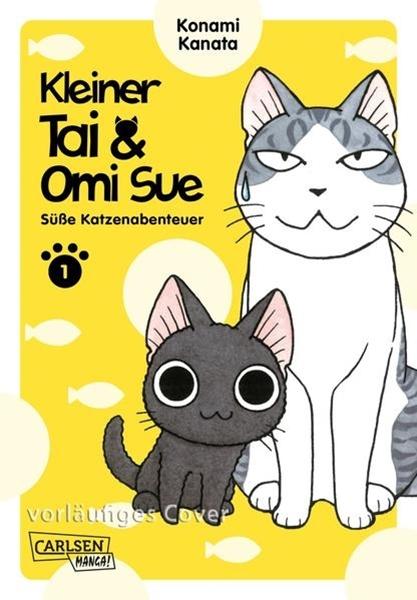 Bild von Kanata, Konami : Kleiner Tai & Omi Sue - Süße Katzenabenteuer 1