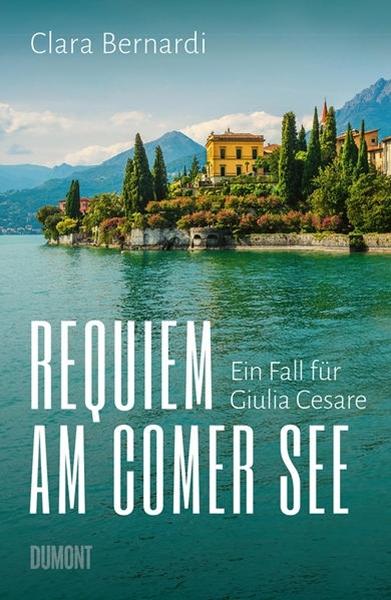 Bild von Bernardi, Clara: Requiem am Comer See