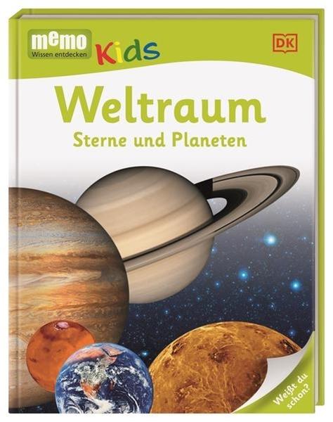 Bild von memo Kids. Weltraum