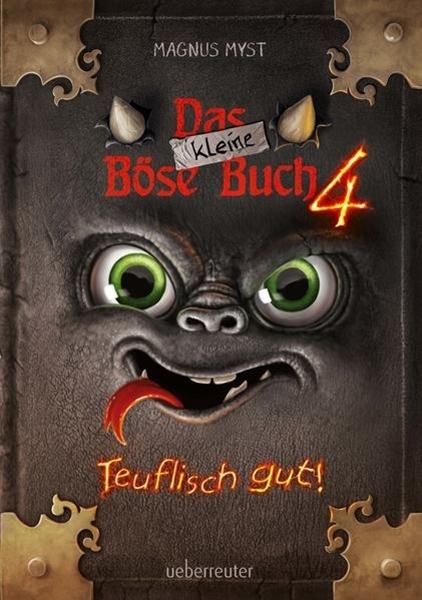 Bild von Myst, Magnus : Das kleine Böse Buch 4 (Das kleine Böse Buch, Bd. 4)