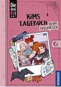 Bild von Flammang, Sina : Die drei !!!, Kims Tagebuch, Happy Halloween