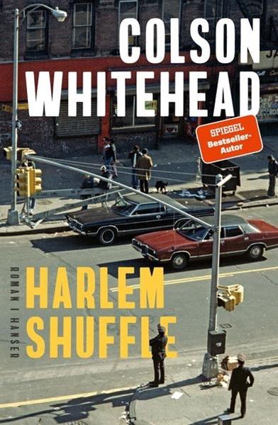 Bild von Whitehead, Colson : Harlem Shuffle