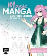 Bild von Lachenmaier, Jenny: Magic Manga - Zeichnen lernen mit Jenny Liz