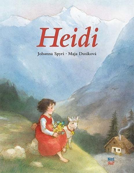 Bild von Dusíková, Maja : Heidi