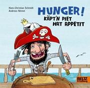 Bild von Német, Andreas : Hunger! Käpt'n Piet hat Appetit