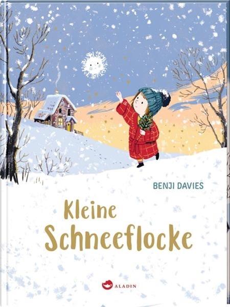 Bild von Davies, Benji (Illustr.) : Kleine Schneeflocke