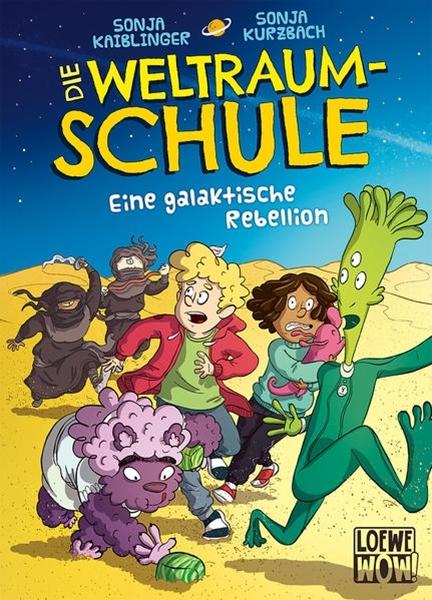 Bild von Kaiblinger, Sonja : Die Weltraumschule (Band 3) - Eine galaktische Rebellion