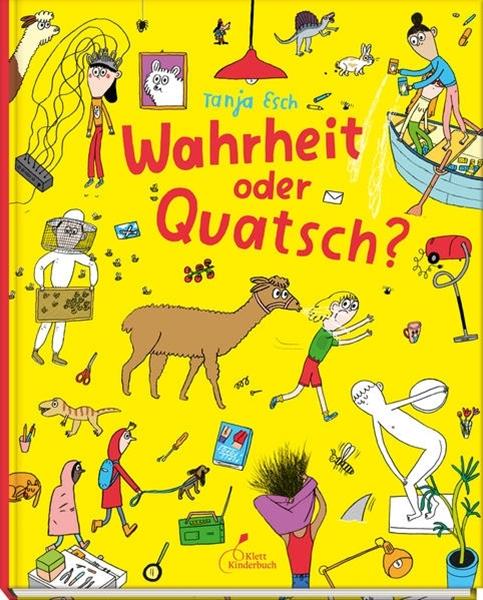 Bild von Esch, Tanja: Wahrheit oder Quatsch?