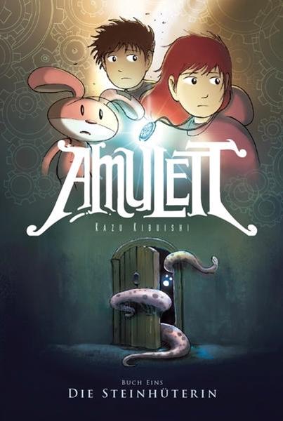 Bild von Kibuishi, Kazu: Amulett #1